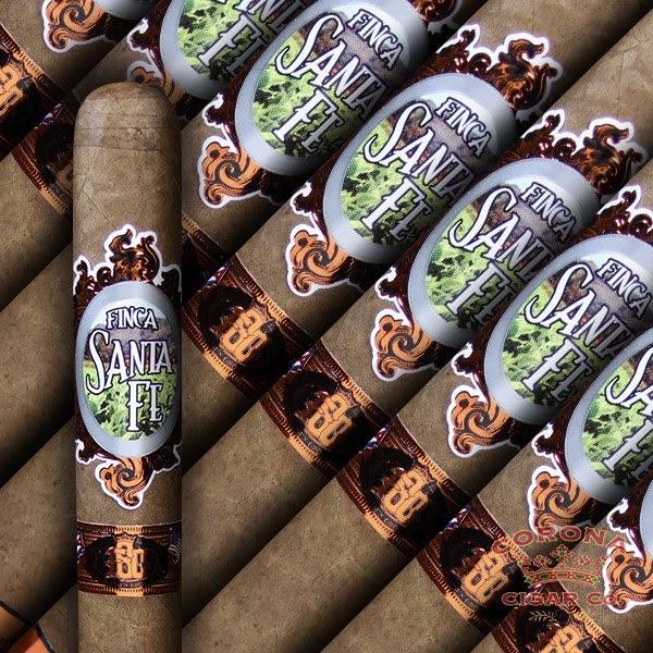 Image of Cordoba & Morales Finca Santa Fe FSG Cameroon Single Cigar