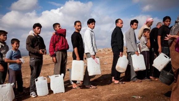 Siria. Foto: AFP (Archivo).