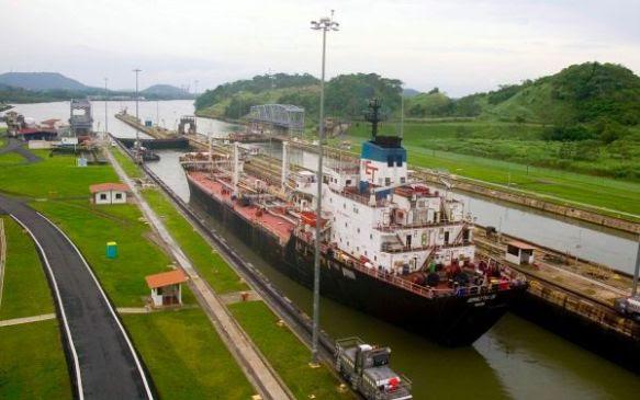 Ship Passing