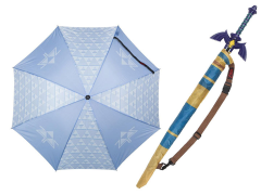 THE LEGEND OF ZELDA MASTER SWORD UMBRELLA