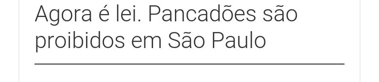 Agora é lei. Pancadões são proibidos em São Paulo
