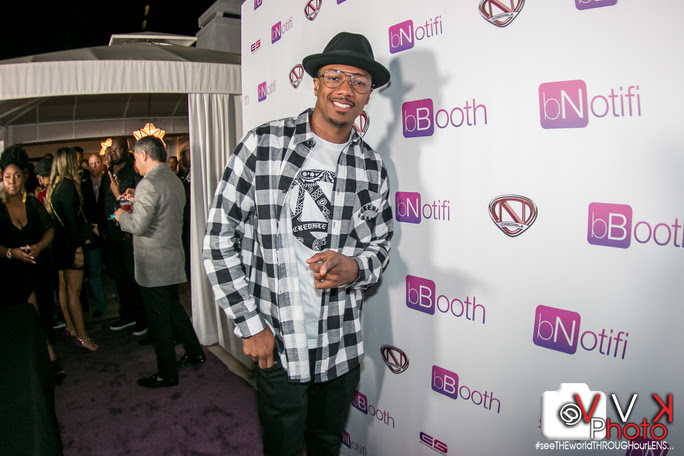 Nick Cannon Red Carpet
