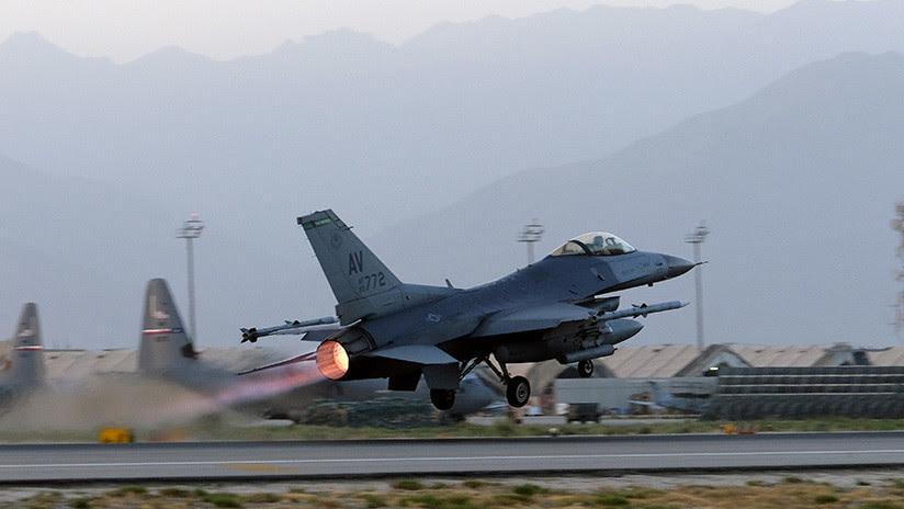 Agresión Imperial: Las fuerzas de EE.UU. lanzaron 4.300 bombas sobre insurgentes en Afganistán durante 2017