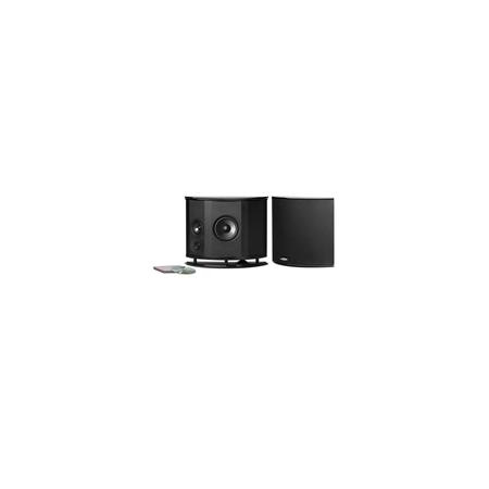LSi M702 F/X Surround Speakers, Black Gloss,Pair,