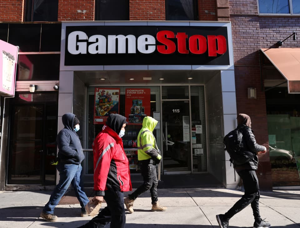 This is the latest on the GameStop trading uprising