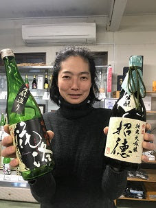 "Sake Friends – Shoutoku ""Foot Kimoto"" Past and Present D"
