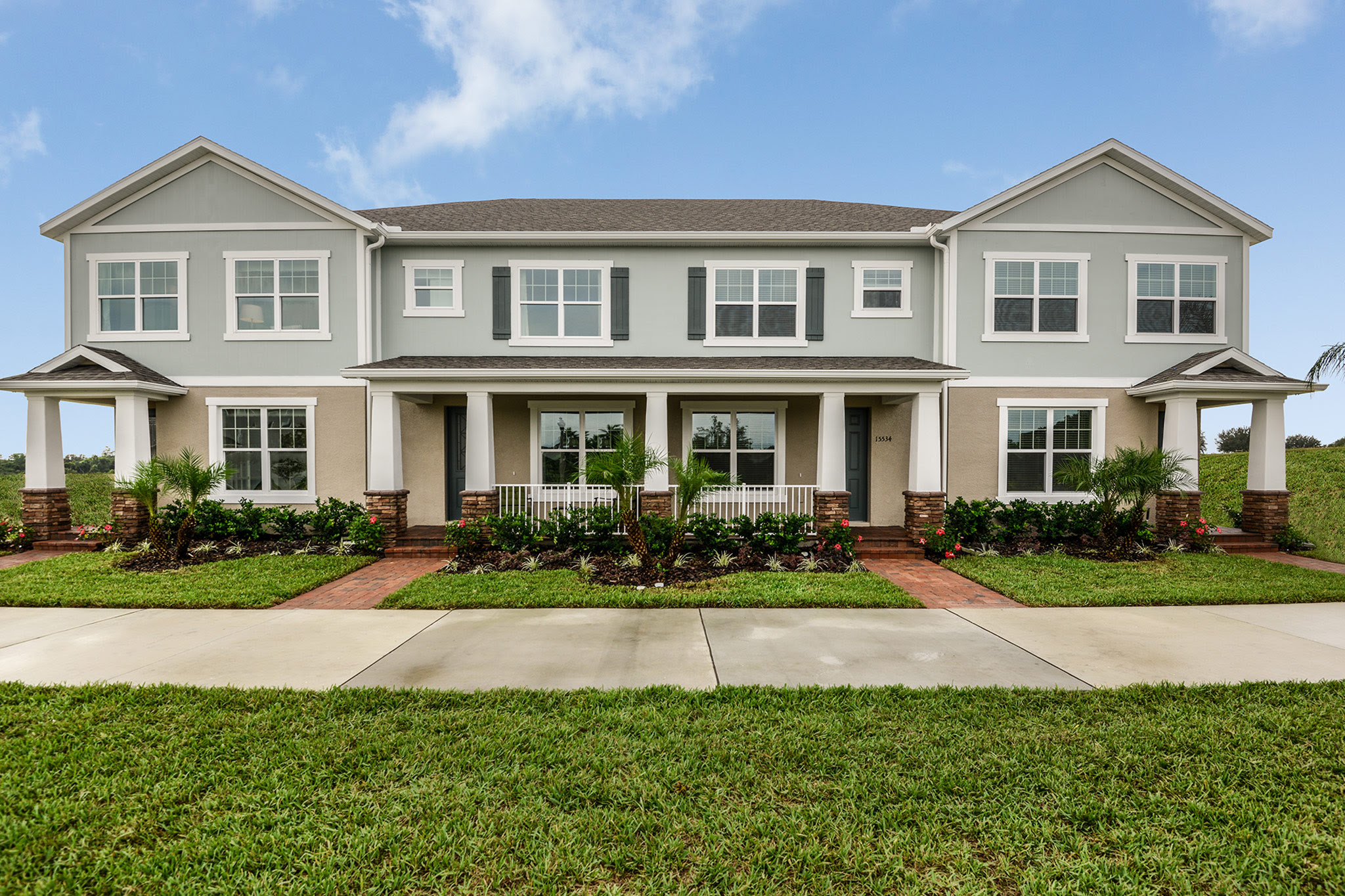 THE HIGHLANDS AT SUMMERLAKE - TOWNHOMES