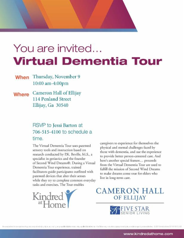 Cameron Hall Virtual Tour
