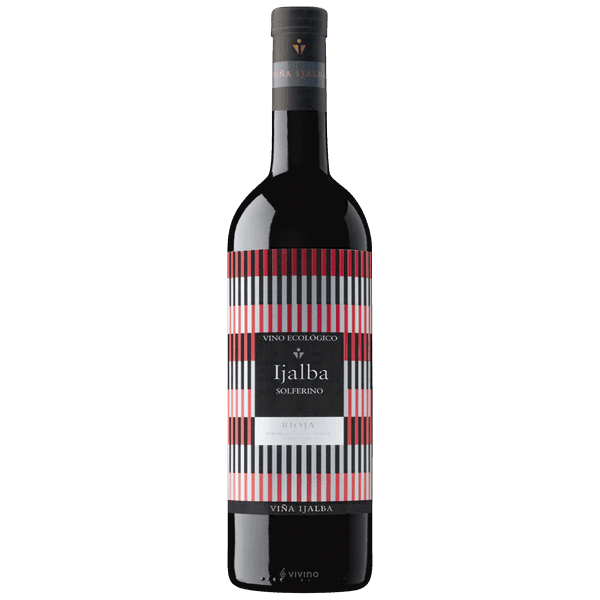 Viña Ijalba Solferino Tempranillo 2016   Wine Info