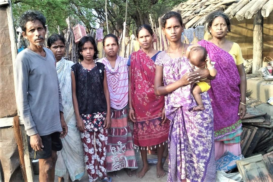 Christians deprived of homes, food in Bodiguda village, Sukma District, Chhattisgarh state, India. (Morning Star News)