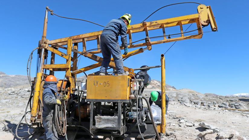Hallan en Perú una mina de 'oro blanco' que podría ser la más grande del mundo