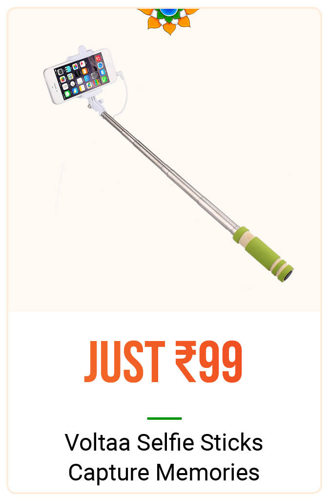 Selfie Stick for Rs. 99