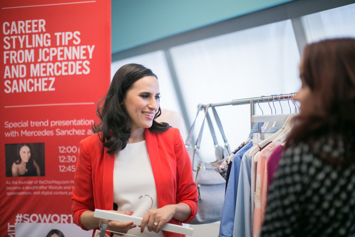Unstoppable Latinas JCPenney Live Workshop