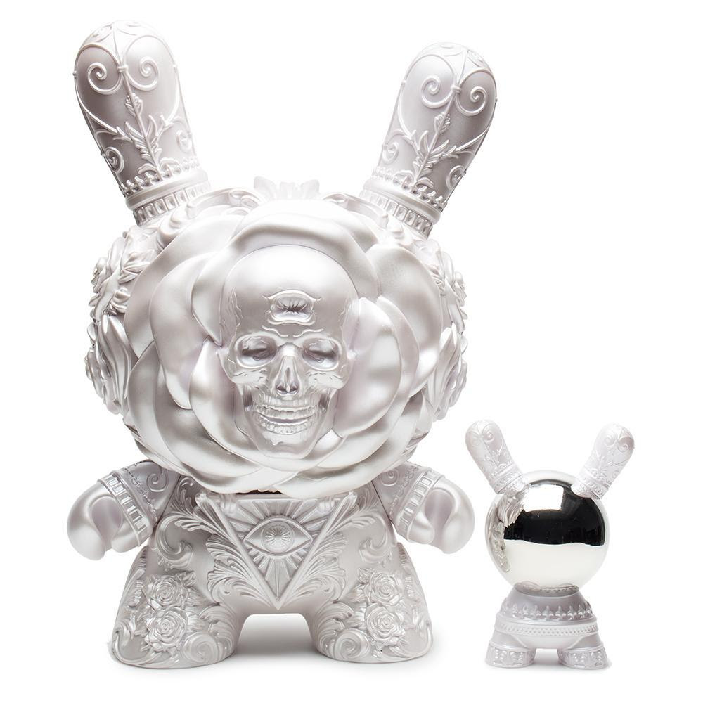 "Arcane Divination Clairvoyant 20"" Pearlescent White Dunny by JRYU"