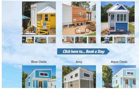 Tiny Vacation Houses