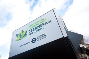 TfL Press Release -  New local funding to accelerate transition to zero emission vehicles and tackle air pollution