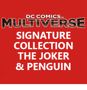 DC Comics Multiverse Signature Collection Wave 3