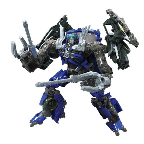 Image of Transformers Studio Series Premier Deluxe Wave 10 - Topspin