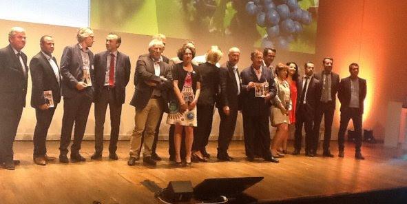 Les Talents du vin 2015 de La Tribune - Objectif Aquitaine et les partenaires