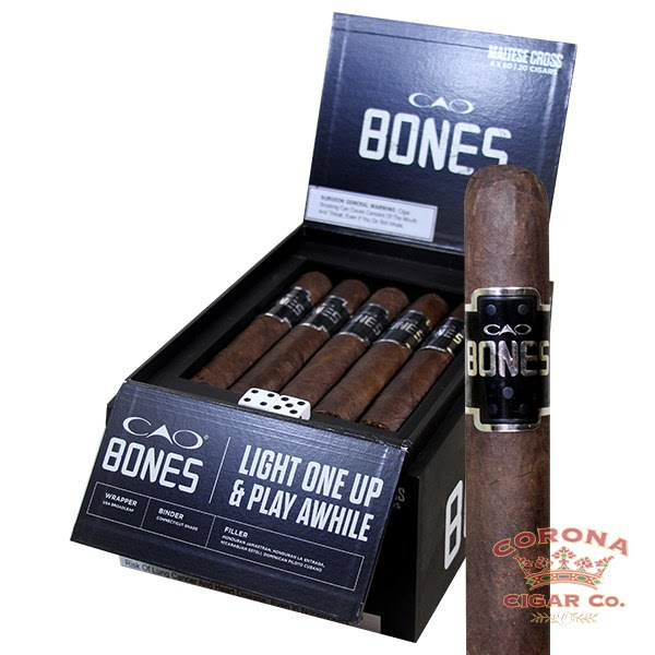 Image of CAO Bones Maltese Cross Cigars