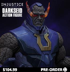 Injustice: Gods Among Us Darkseid 1/12 Scale Figure