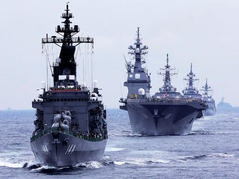 Japan Naval Force