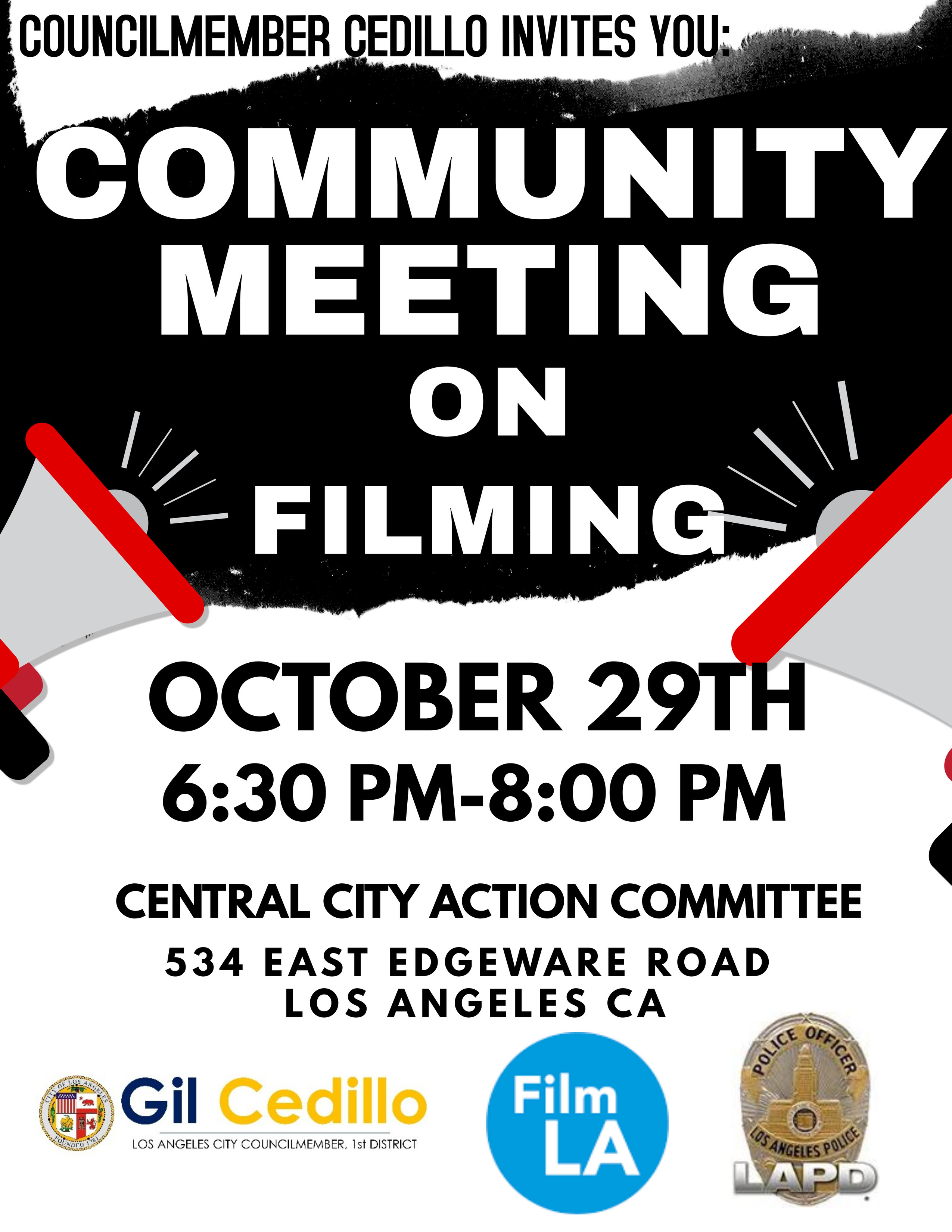 Film Community Meeting Flyer English 10-29-19