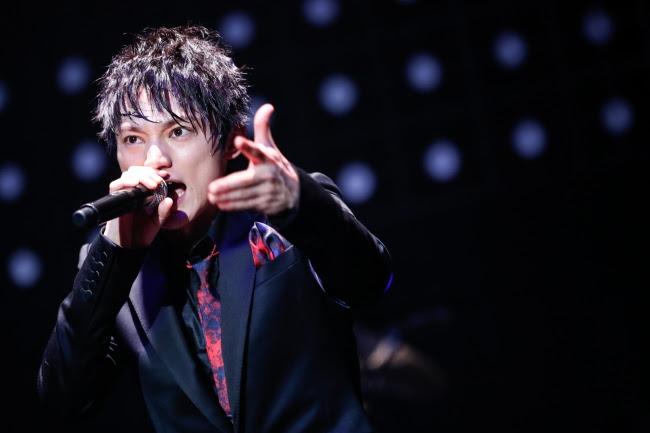 SKY-HI_徳ダネ福キタルSPECIAL LIVE Vol.4(撮影:上山陽介)