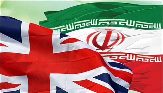 בילד: בריטישער מיניסטער צוריק פון איראן באזוך