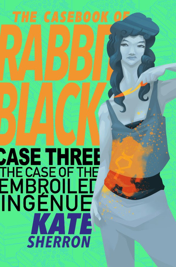 Casebook of Rabbit Black #3