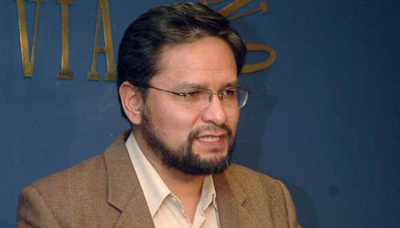 Alfredo Rada, Coordinación con los Movimientos Sociales. Foto: Tomada de www.comunicacion.gob.bo.