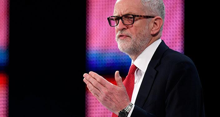 Jeremy Corbyn, el líder de la oposición británica (archivo)