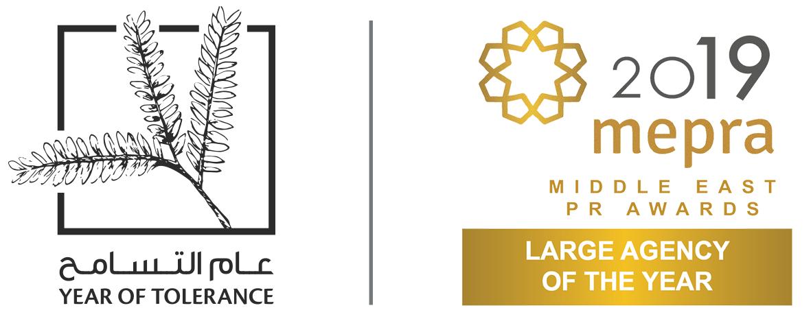 UAE Year of Tolerance | MEPRA 2019 - Large Agency of the Year