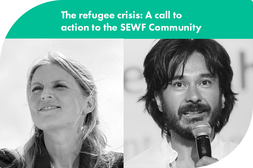 Session spotlight: The refugee crisis: A call to action to the SEWF Community