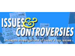 Image result for Issues & Controversies