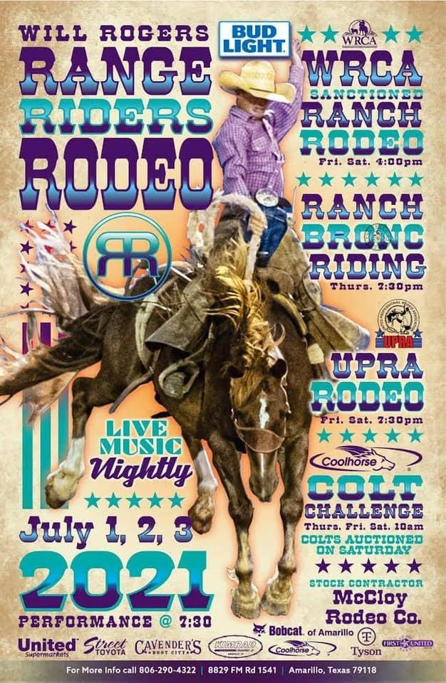 Will Rogers Range Riders Rodeo