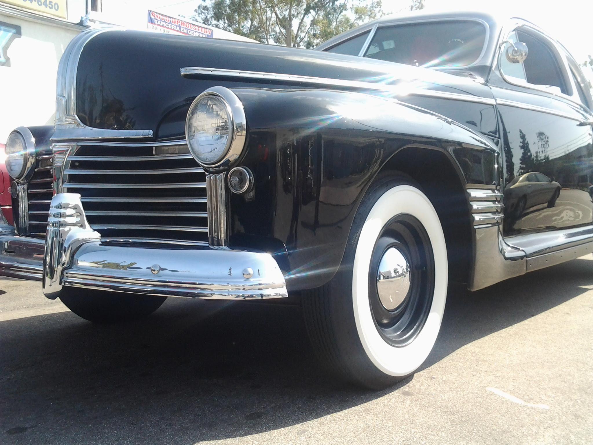 1941 Pontiac Torpedo Deluxe