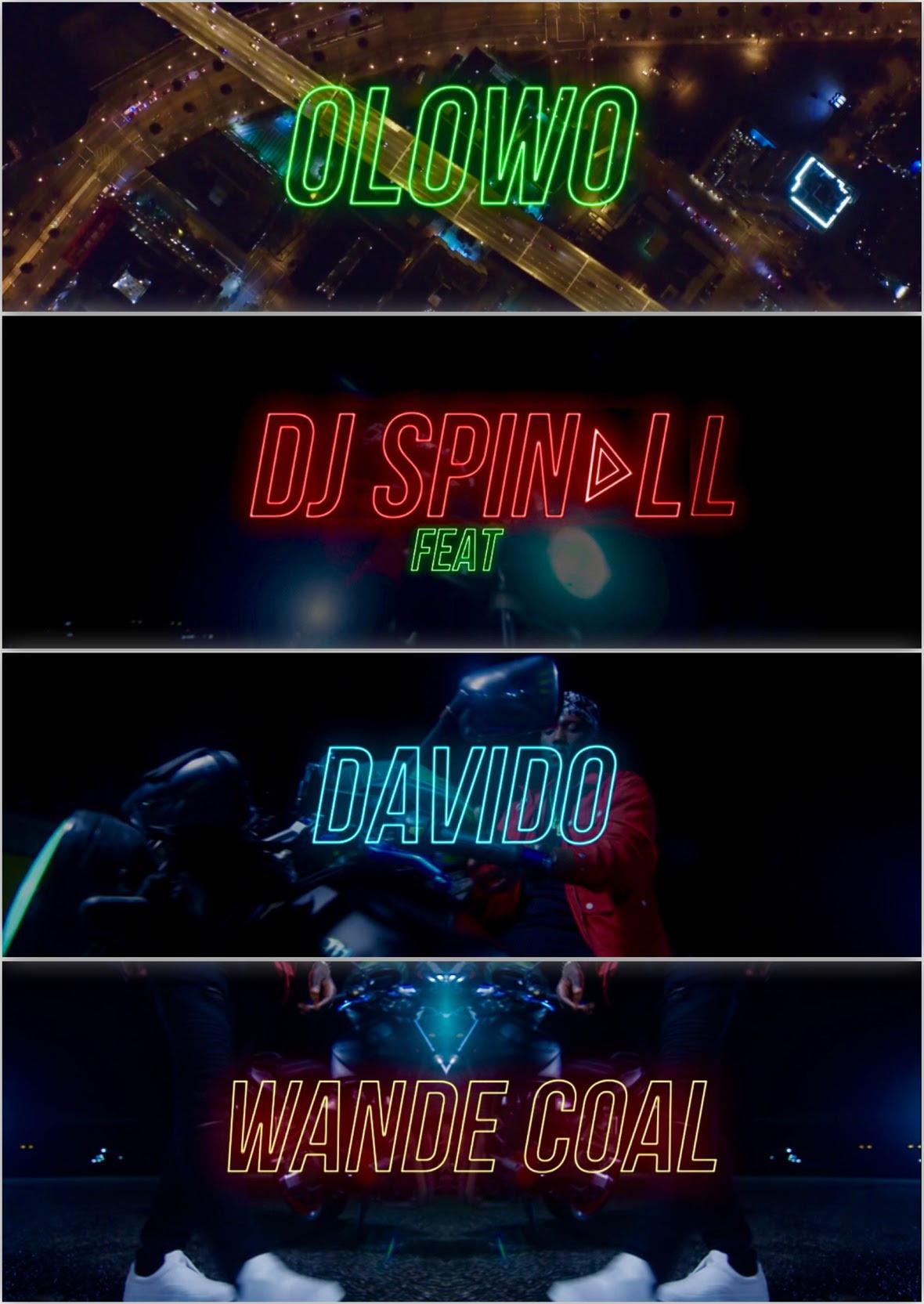 DJ SPINALL - OLOWO