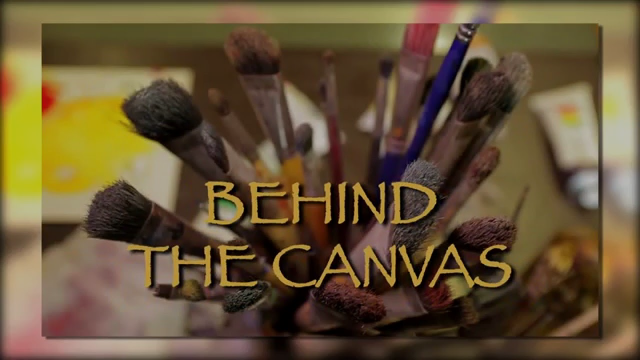 Behind The Canvas - Promo