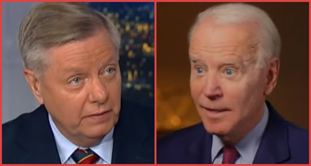 WHOA! Lindsey Graham Just Grew A Pair And Completely Destroys Biden When He Says THIS- Huge News For President Trump!