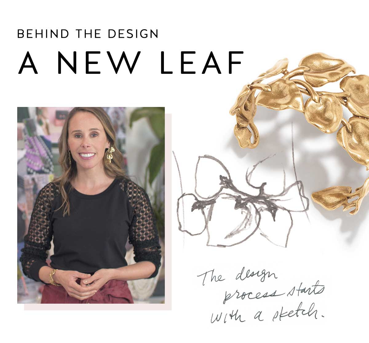 Behind the design: a new leaf