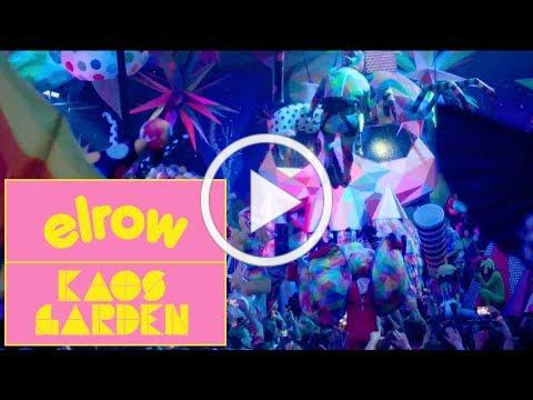 elrow'art Kaos Garden 2019 Presentation