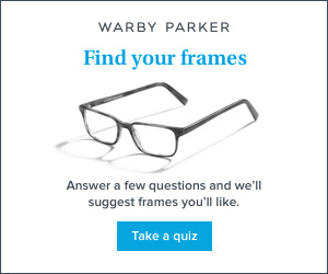 Warby Parker - FREE Trial [434415]