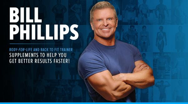Get Supplements by Bill Phillips