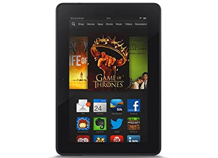 $50 Off Kindle Fire HDX -Today Only
