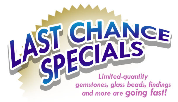 Last Chance Specials