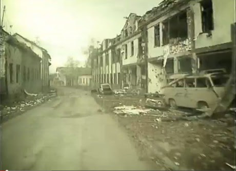 Croatia destroyed by Serb aggression and on its knees  by August 1995