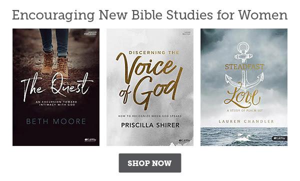 Encouraging New Bible Studies for Women