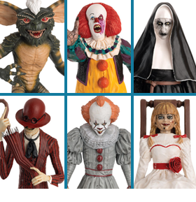 Horror Heroes Collection