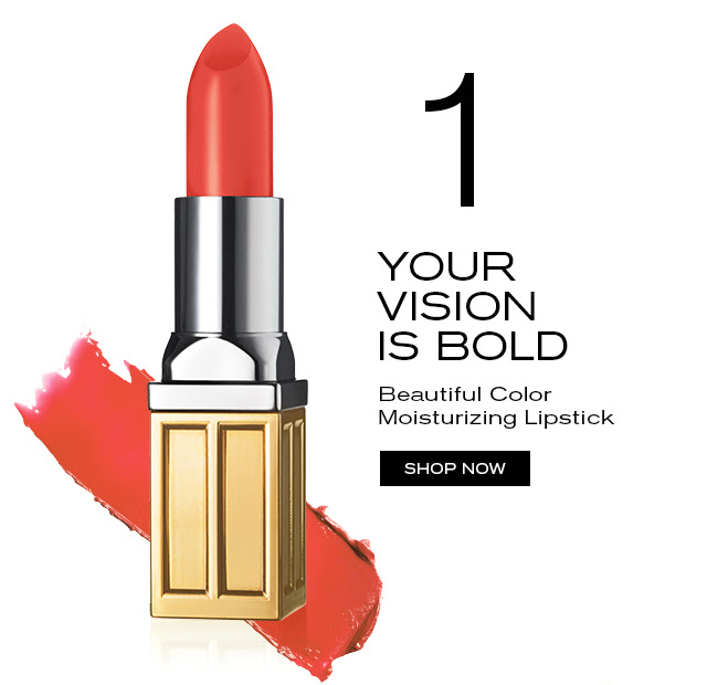 YOUR VISION IS BOLD Beautiful Color Moisturizing Lipstick SHOP NOW